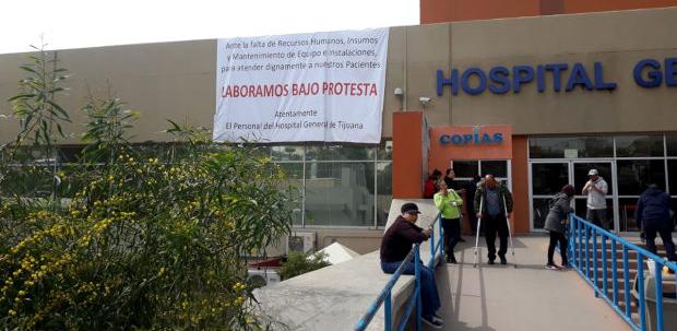 Resultado de imagen para Clemente Zúñiga Gil, director del Hospital General de Tijuana