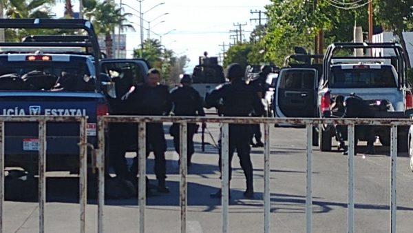 Apuñalan a director del penal de La Paz, durante motín