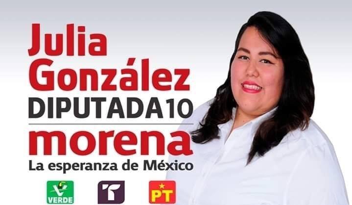 ZETA – Volcó diputada Julia González antes de llegar al retén de La Salada