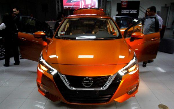 ZETA – Estrena Nissan Versa 2020 con el que busca aumentar ...