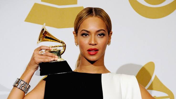 Beyoncé es la artista másnominada en la historia de los Grammys