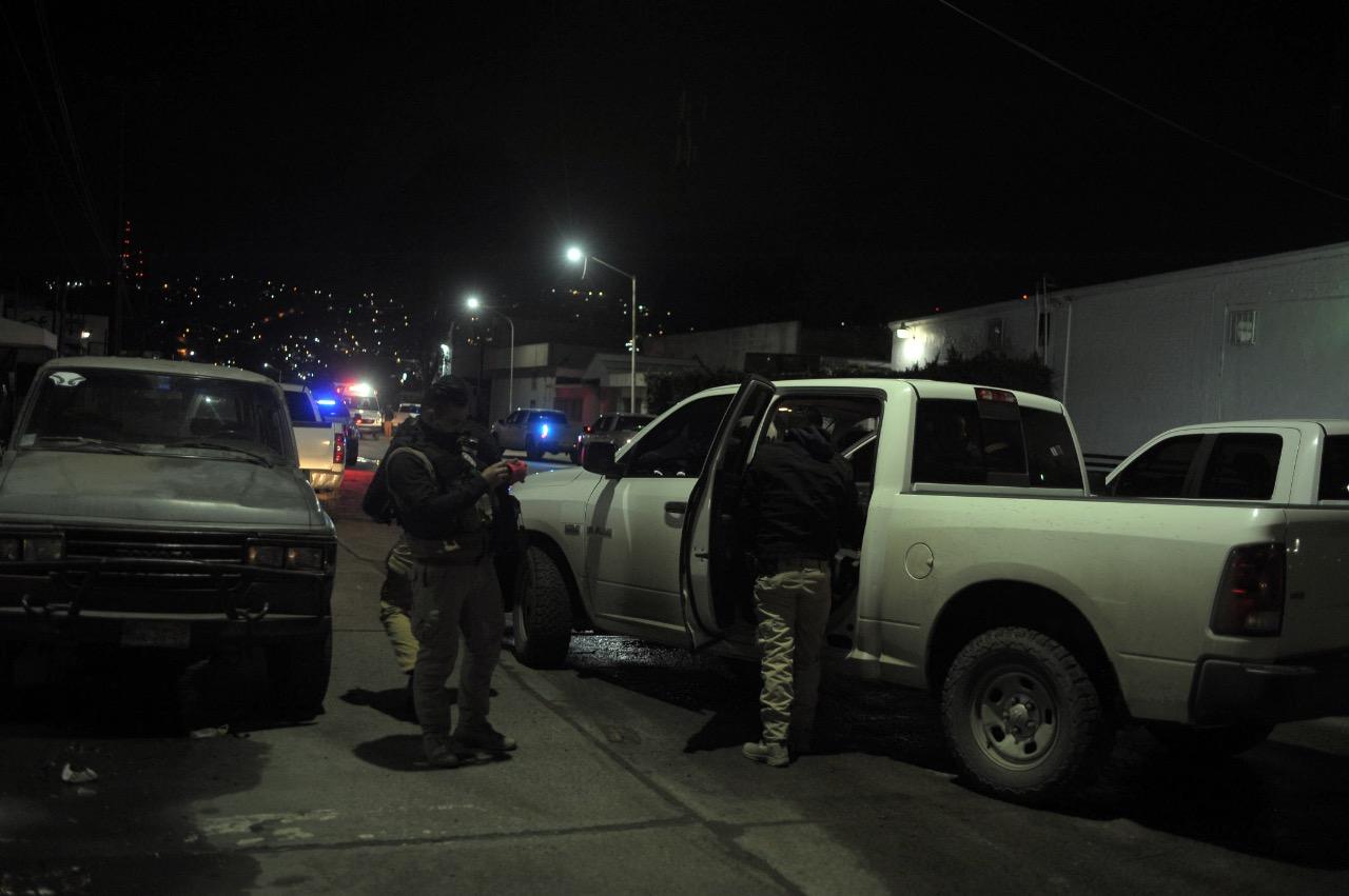Muere agente antisecuestros y otro resultó herido durante una balacera en Ensenada (video)_01